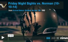 Friday Night Sights vs Norman