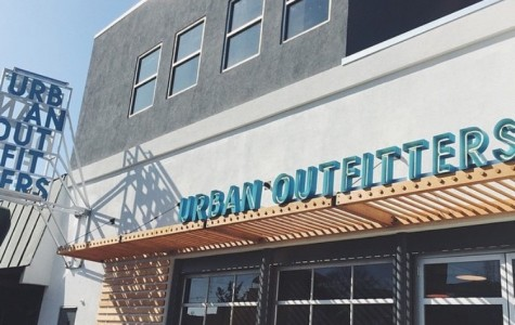 Urban Outfitters is open