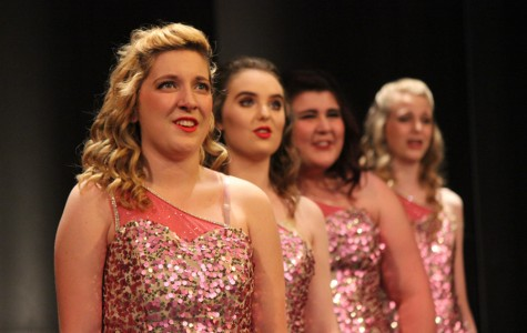 Choir performs final show of the year