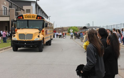 Special Olympics sendoff ceremony held at BAHS