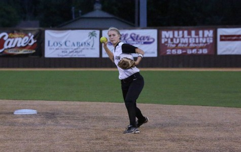 BAHS softball puts up 10-spot against Claremore