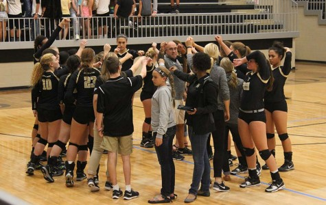 Volleyball beats Muskogee