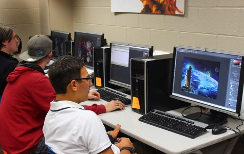Elective classes serve as creative outlets for students