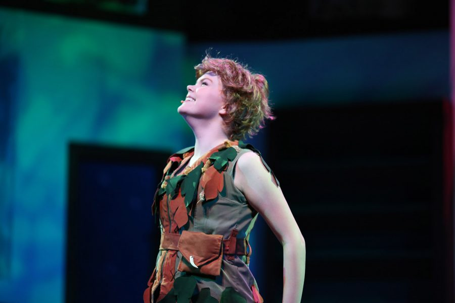 """Peter Pan"" wows audiences with flying, dancing, singing"