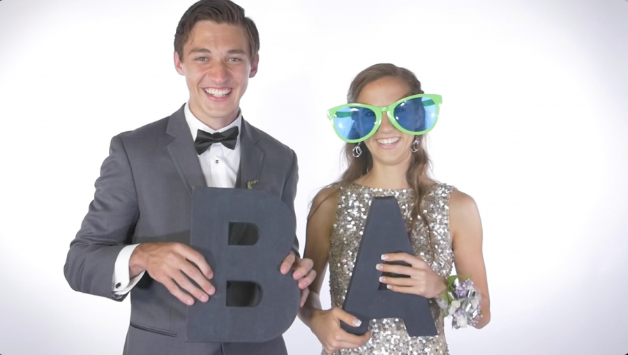 2016 BAHS Prom Slow Motion Booth