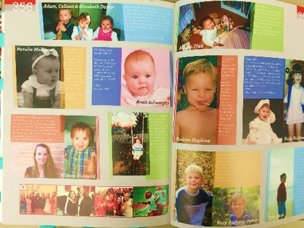 Senior Baby Ad Samples
