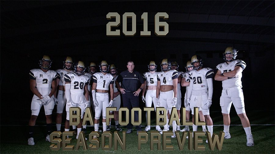 2016 Football Season Preview