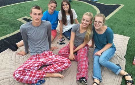 Senior Sunrise is a new tradition at Broken Arrow High School