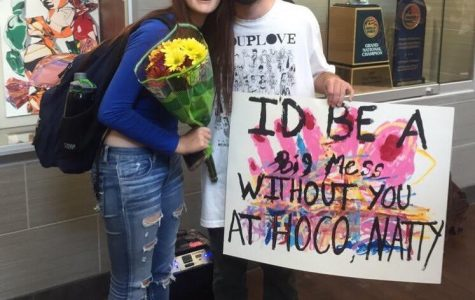 Students get creative with homecoming proposals
