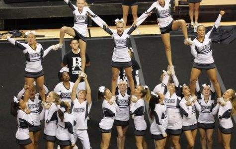 Broken Arrow varsity cheerleaders make All State team