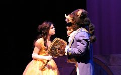 Beauty and the Beast comes to life in BA