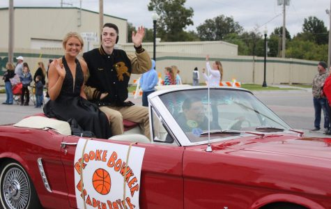 Homecoming Parade was a success