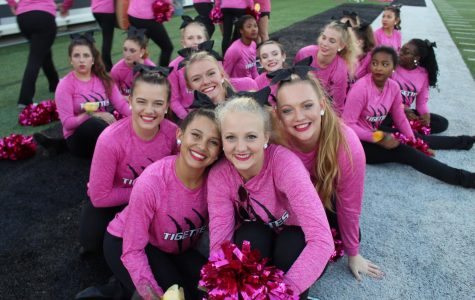 Tigettes compete at State