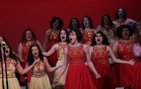 Singing takes Jenna Johnson across the world