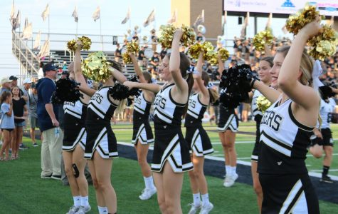Cheer team seeks state title