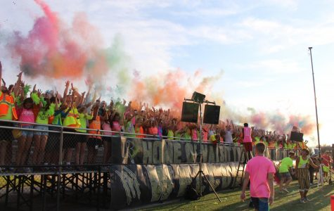 Student section chooses themes for football games