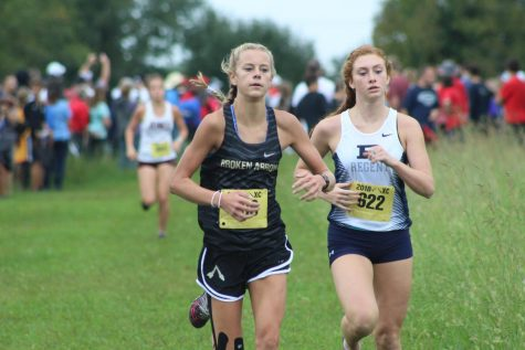 Cross country hopes for championship