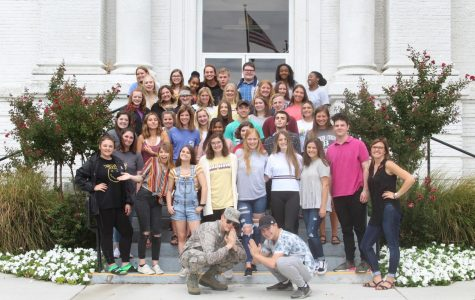 Yearbook takes annual field trip