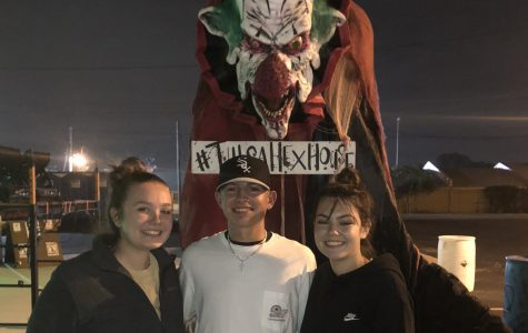 I almost died at the Hex House
