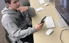 Cell phone policy helping students stay on track
