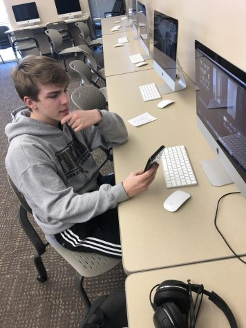Students all over campus have had mixed reactions to the new cell phone policy, which will be fully enforced after Winter Break.