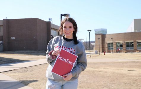 BAHS student gets accepted into Stanford University