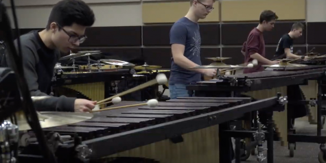 Kiegan Ryan juggles school and orchestra at a whole new level