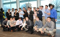 Tiger Football Receives Championship Rings
