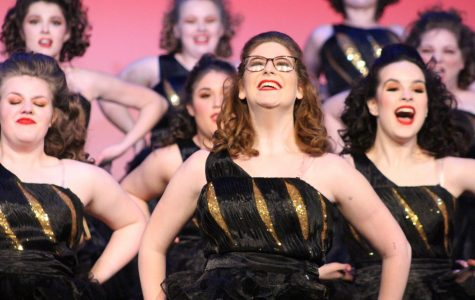 Audition to be in the 2019-20 Show Choir