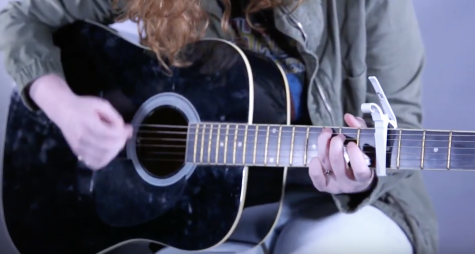 "AV Student Music Video: ""Blue"" song by Jessa Murray"