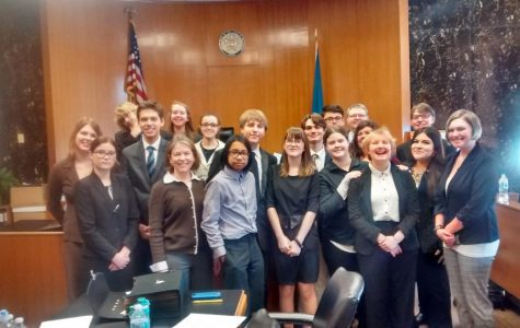 Mock Trial is headed to court