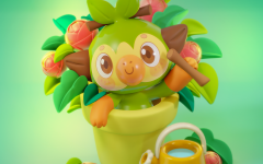 The new starters Grookey, Sobble and Scorbunny
