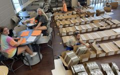 2021 Yearbook Distribution!
