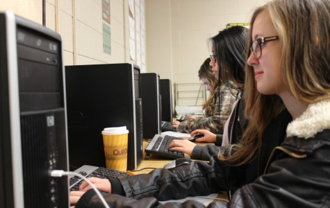 Behind the scenes– Making a student newspaper