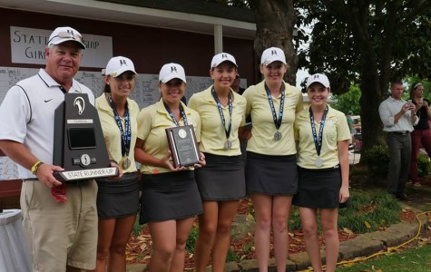 Lady Tigers finish second in 6A State golf