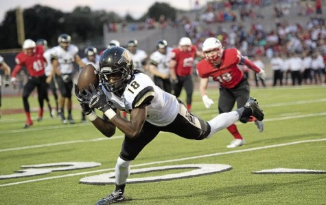 Jamall Shaw, Broken Arrow battle to OT road win against Coppell, Texas