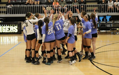 Volleyball beats Union, heads to state
