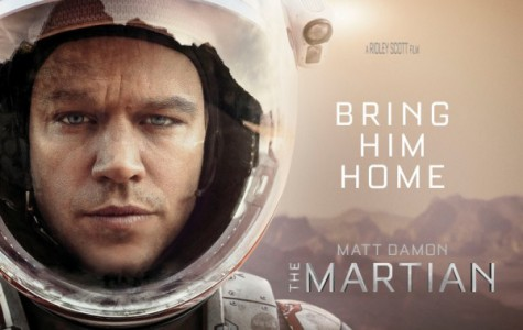 """The Martian"" is a must-see"