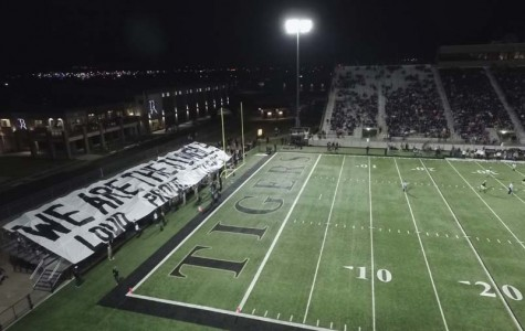 Broken Arrow student section does something new