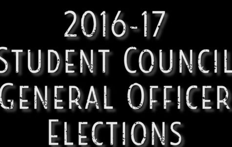 Student council members elected for next year
