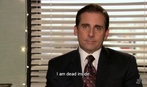 Ten moments where we were all characters from The Office