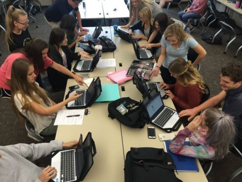 Broken Arrow students make an impact at the blood drive
