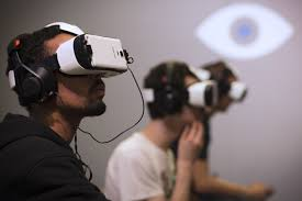 Virtual reality creates a new reality for gamers