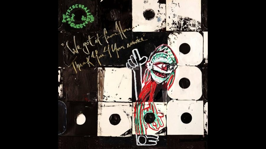 A Tribe Called Quest kicks it after 18 years with new album