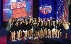 JV Cheer wins NCA National Competition