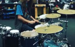 A drummer for the ages
