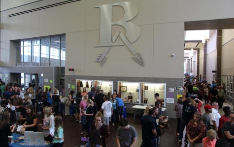 Over 60 colleges represented at this year's annual College Fair