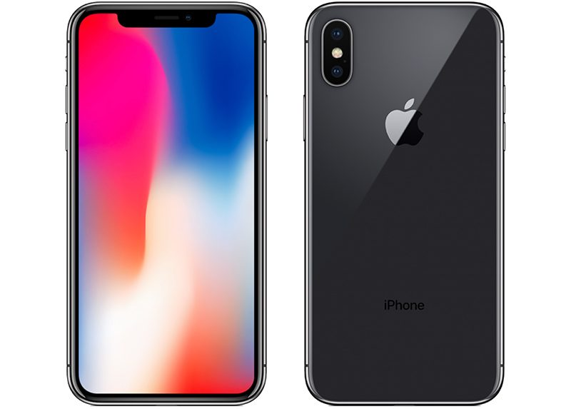 Apple introduces their brand new iPhone X.