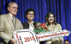 A Look Behind 2018 Oklahoma Teacher of the Year