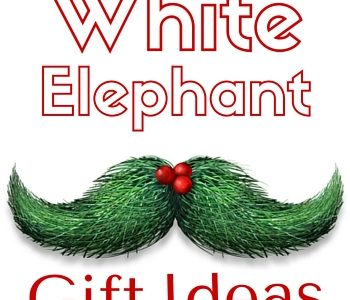 Looking for gifts to take to a white elephant party? Check here for ideas